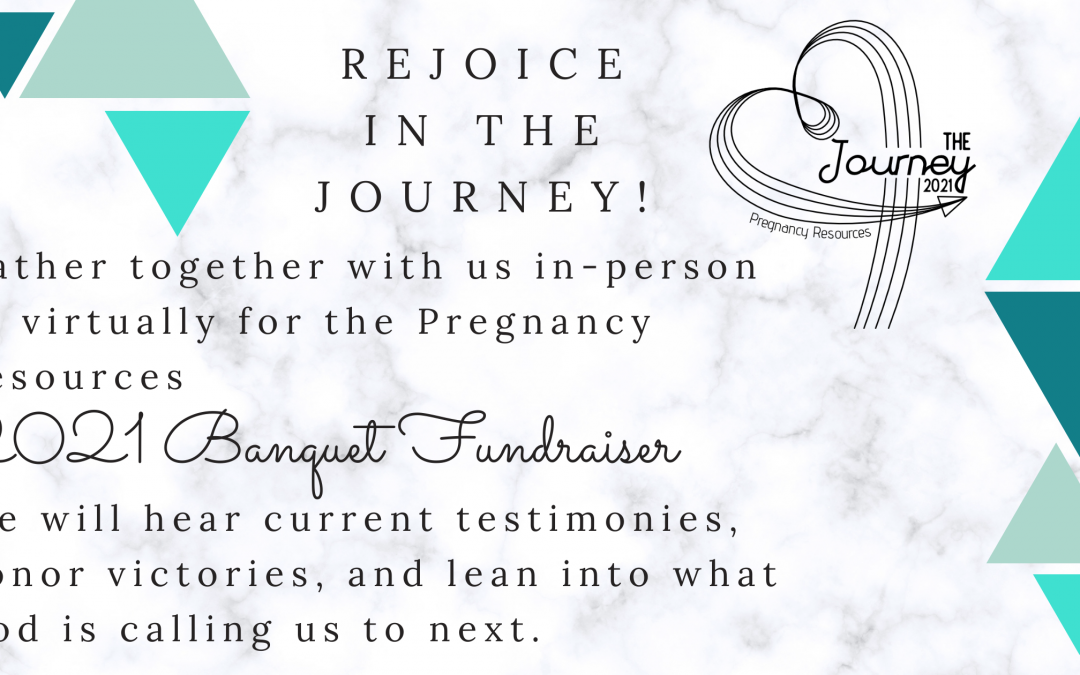 Rejoice in the Journey 2021 Spring Banquet
