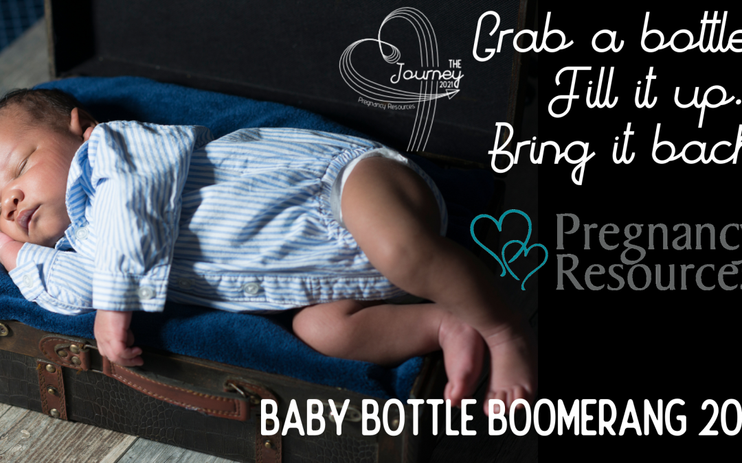Empower the Journey – Baby Bottle Boomerang 2021